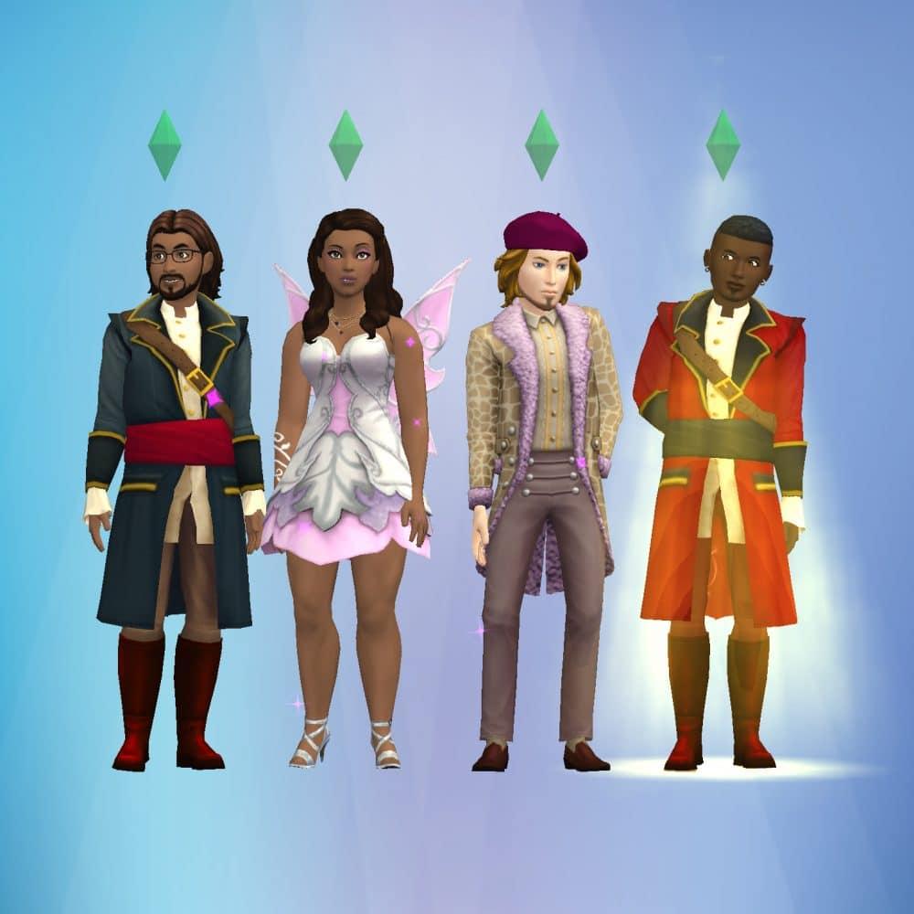 Spielkind – es hat sich ausge-Sims-Mobile-t